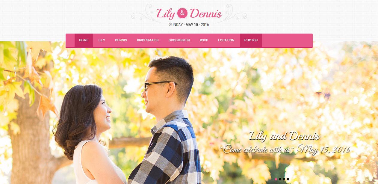 LilyAndDennis.com