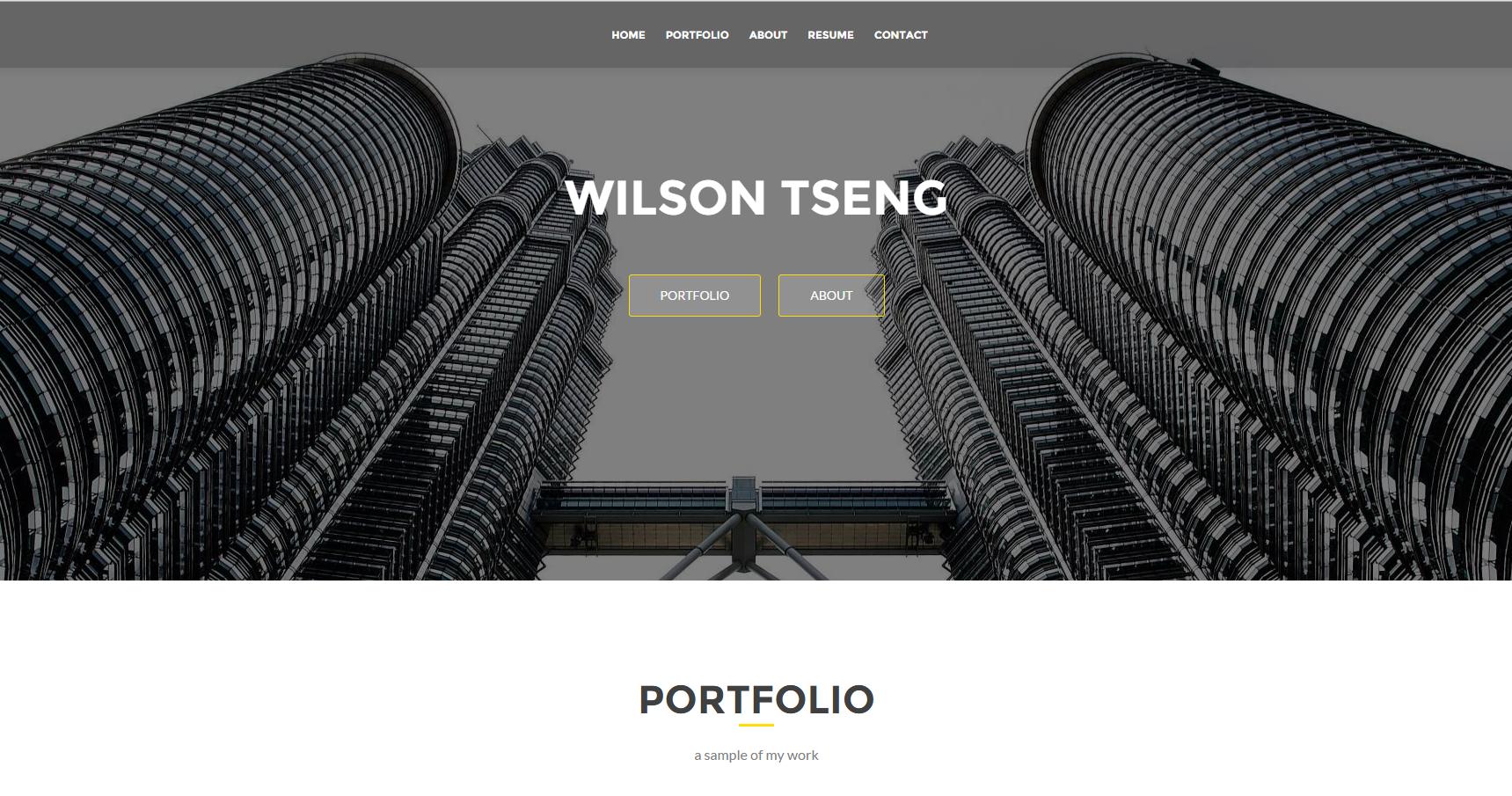 WilsonTseng.com